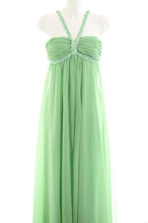 Heine Abendkleid grün Elegant
