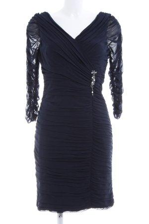 Heine Abendkleid blau Elegant