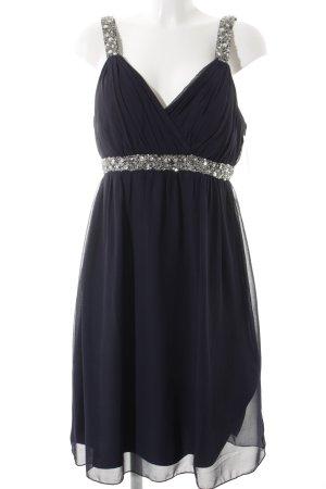 Heine Abendkleid dunkelblau Elegant