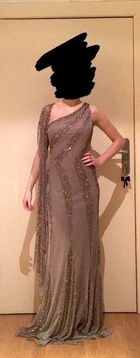 Heine - Abendkleid mit Paillettenverzierung