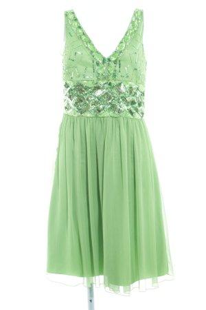 Heine Abendkleid wiesengrün-olivgrün Elegant