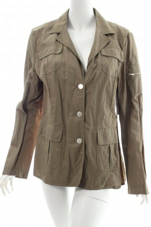 Heine Blazer khaki Military-Look