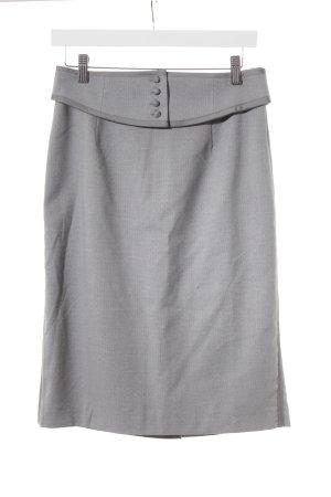 Heine Falda de tubo gris estilo «business»