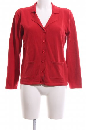 Heine Cardigan rot Casual-Look