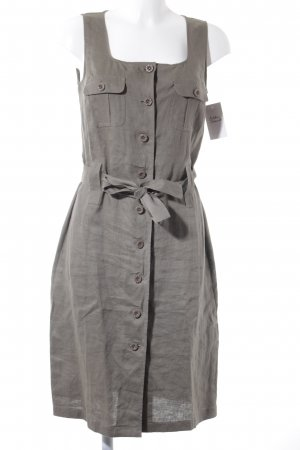 Heine Cargo Dress green grey casual look