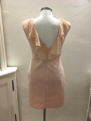 Heine Class fx Kleid rosa nude rose 36 S
