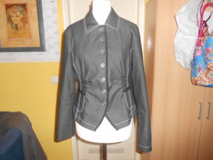 Heine Collection- Blusenblazer in Jeansoptik Gr. 36
