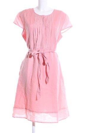 Heine Etuikleid pink Casual-Look