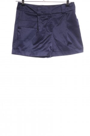 Heine Hot Pants blau Casual-Look