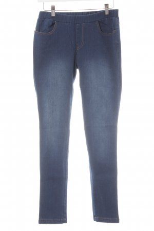 Heine Jeggings blau Casual-Look