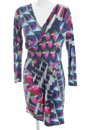 Heine Jerseykleid grafisches Muster Elegant