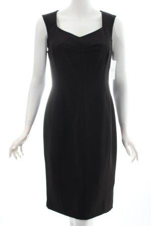 Heine Kleid schwarz klassischer Stil