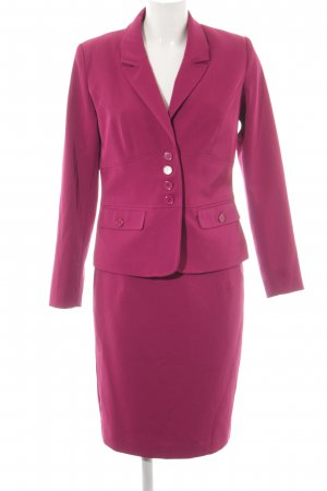 Heine Traje para mujer rosa estilo «business»