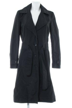 Heine Long Jacket black fancy buttons