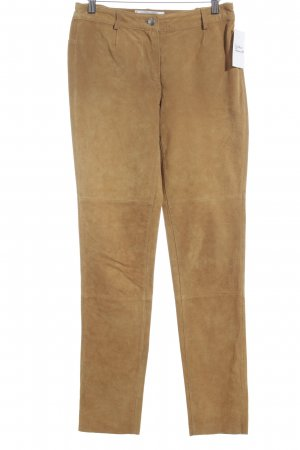 Heine Lederhose camel Country-Look