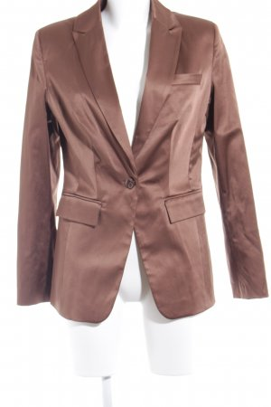 Heine Long-Blazer bronzefarben Business-Look