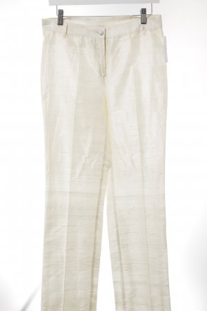 Heine Marlene Trousers natural white flecked business style