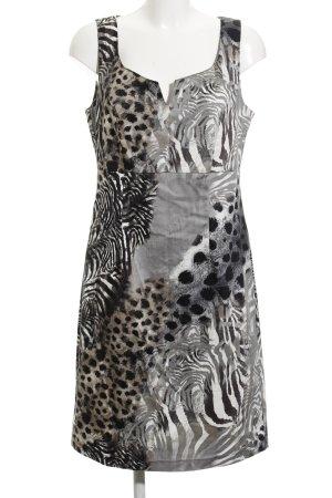 Heine Midi Dress animal pattern street-fashion look