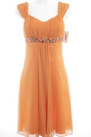 Heine Minikleid orange Party-Look