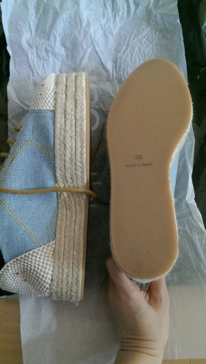 Heine Plateau Schuhe