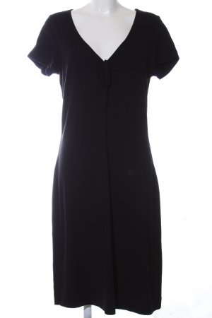 Heine Shirtkleid schwarz Casual-Look