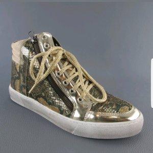 Heine - Sneaker - gold