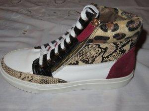 Heine Slip-on Sneakers multicolored leather