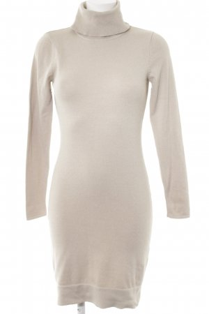 Heine Strickkleid beige Casual-Look