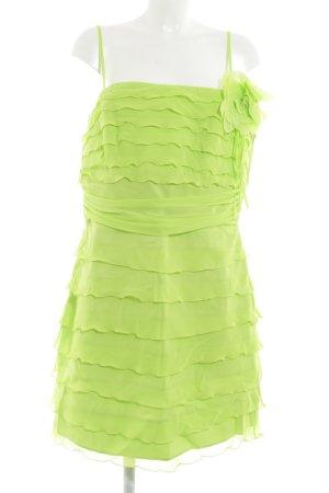 Heine Trägerkleid wiesengrün extravaganter Stil