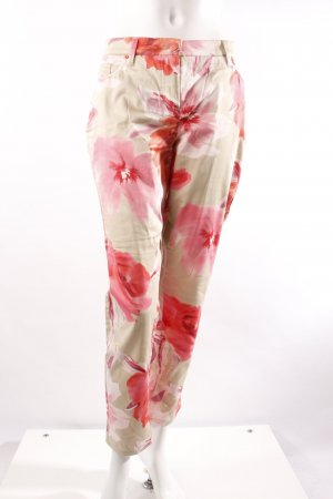 Heine Travel Couture Röhrenhose Blumenprint