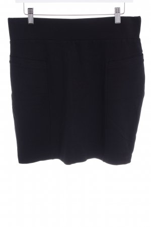 Heine Tulip Skirt black simple style