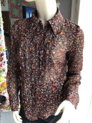 Heine, Vintage-Style-Bluse, Gr. 34