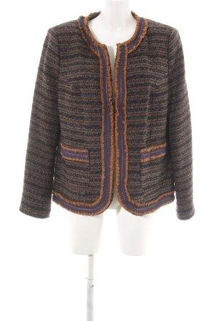 Heine Blazer in lana multicolore stile semplice
