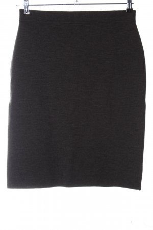 Heine Wool Skirt black casual look