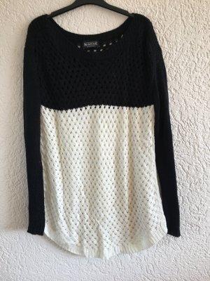 hekel häckel heckel strickpulli pullover oberteil blogger knit winter