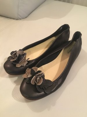 Made in Italy Ballerinas multicolored leather