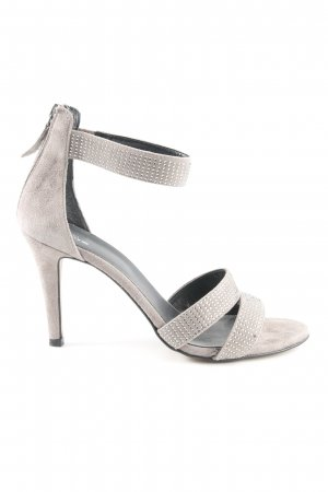 Helen Billkrantz High Heels grau Party-Look