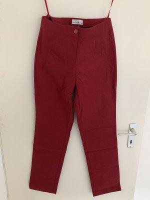 große Auswahl an Farben und Designs spottbillig 100% authentifiziert Helena Vera Hose Neu Rot Größe 38