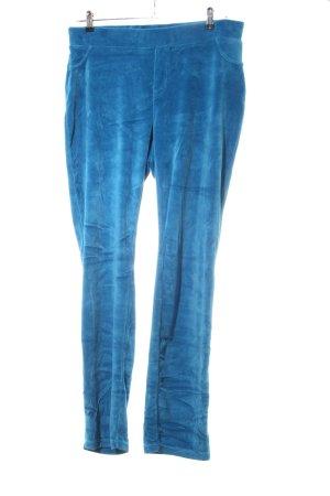 Helena Vera Sweat Pants blue casual look
