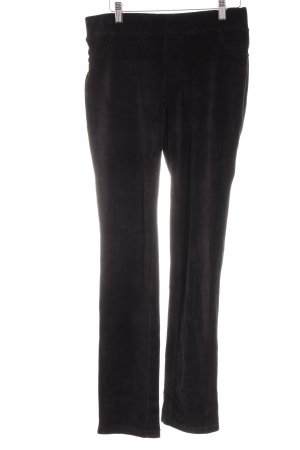 Helena Vera Sweat Pants black fluffy