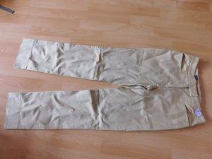 Cinque Pantalone sabbia-oro