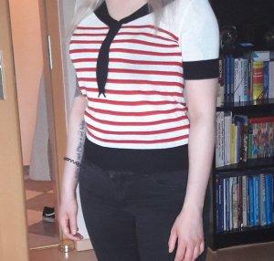 Hell Bunny Camisa tejida multicolor