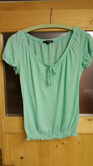 Hell grünes damen T-shirt