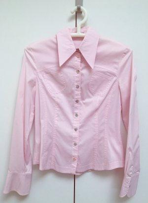 Hell rosa Bluse von St. Emile - business und casual