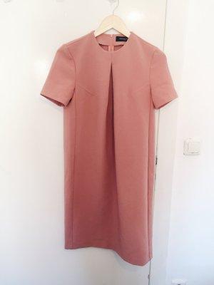 Hell Rosa minimalistisch Kleid Große S