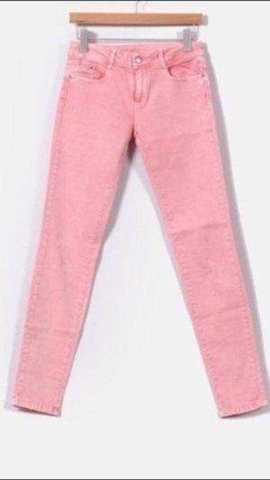 hell rosane Jeans von Zara