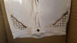 Hellbeige Jeans von Abercrombie