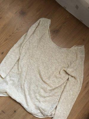 Zara Knit Pull oversize multicolore