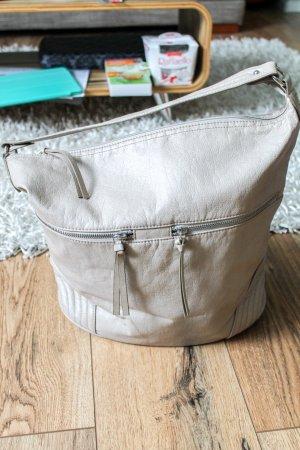 Hellbeige Tasche von H&M