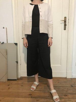 Hellbeiger Blazer / Jacke von H&M Trend Größe 34